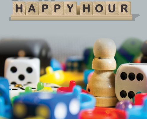 Game Night Happy Hour