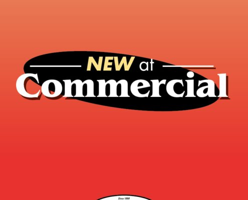 New at Commercial